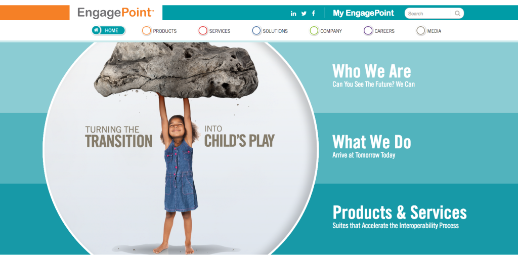 EngagePoint design