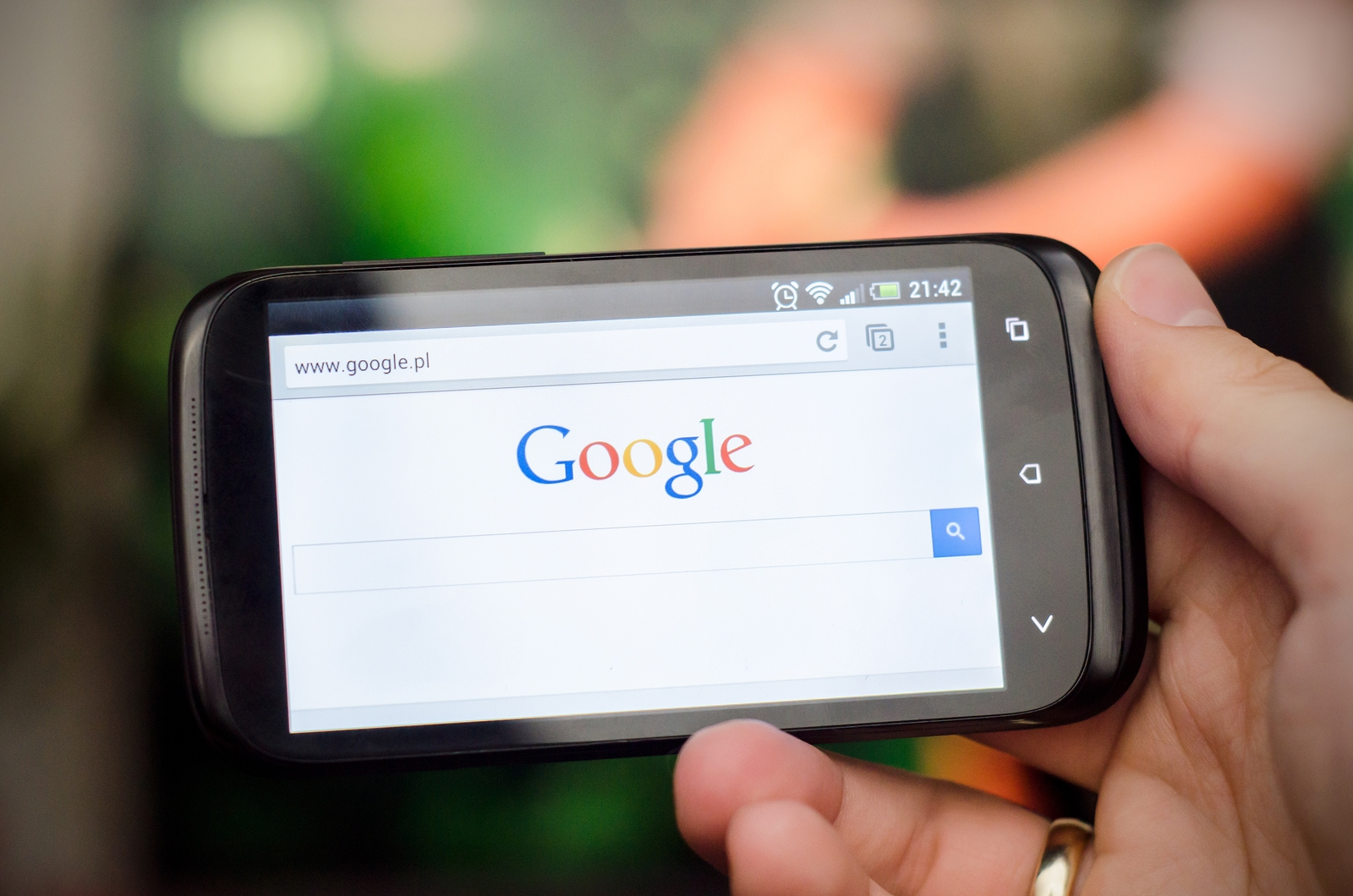 Google Mobile Devices Searches Top Desktops For The First Time