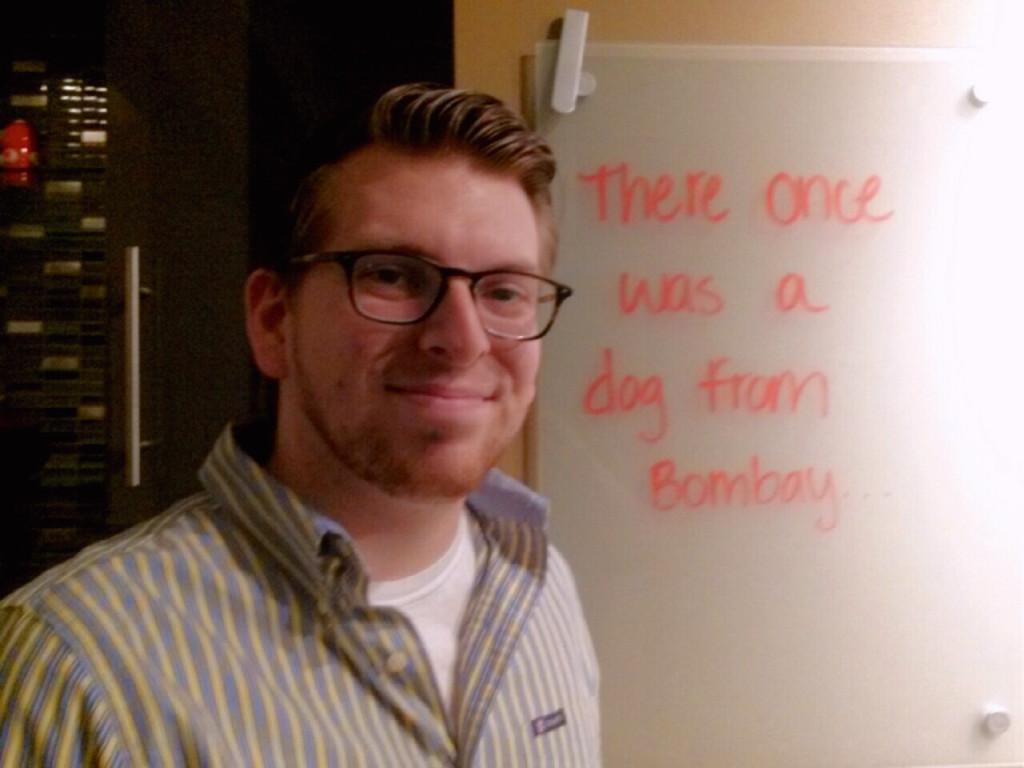 Writer Chris