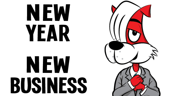 Image perceived to contain Logo, Trademark, Poster, Brochure, Flyer, Paper, Text, Emblem on the New Year, New Business - Marietta & Kennesaw GA page